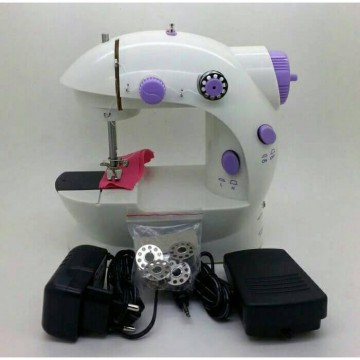 mesin jahit mini / mini sewing machine / mesin jahit unik