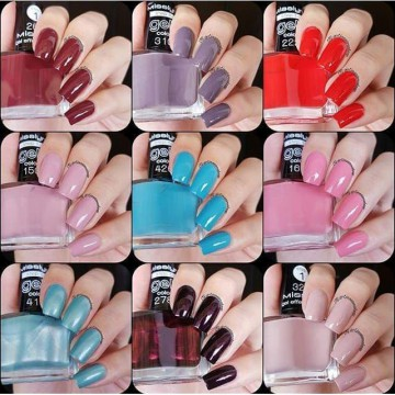 PROMO HALF PRICE - Misslyn Gel Effect Color 205
