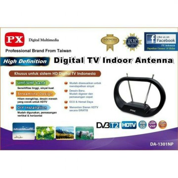 ANTENA TV DIGITAL INDOOR PX DA 1310 NP