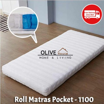 THE OLIVE HOUSE - MATRASS ROLL POCKET UK 110