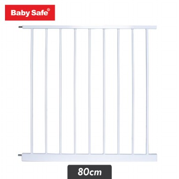 Baby Safe Safety Gate Extension 80cm Pagar Pengaman Anak Bayi Besi