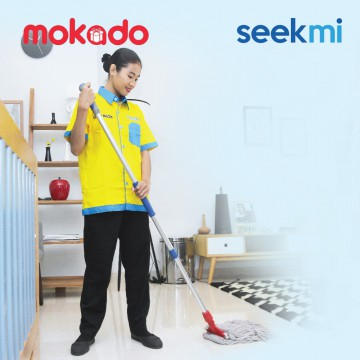 SEEKMI  Voucher Economical Cleaning 2 hours