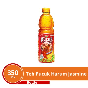 Teh Pucuk Harum Jasmine / Less Sugar 350 ml