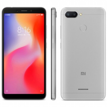XIAOMI REDMI 6 - 32GB RAM 3GB 12MP - BNIB - ORIGINAL 100%
