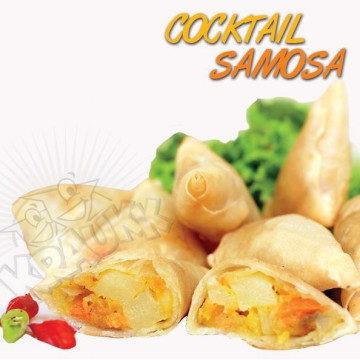 Camilan Sehat Frozen Food : COCKTAIL SAMOSA [GOSEND READY]