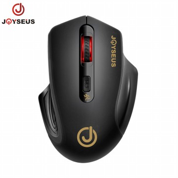 JOYSEUS Wireless Mouse 1800DPI USB Computer 2.4GHz Mouse - MS0003