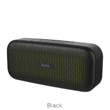 HOCO Speaker Wireless BS23 Black