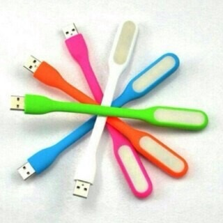 LAMPU LED USB FLEXIBLE / STICK LAMP / SIKAT GIGI LIGHT / LAMPU BACA