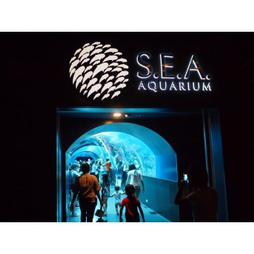 E-Ticket S.E.A Aquarium Sentosa Singapore (Dewasa)
