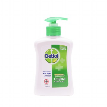 Dettol Hand Wash Original 225 ml Pump