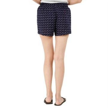 (POP UP AIA) MAIN BOXER LADIES STAR NAVY
