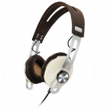 Sennheiser Headphone Momentum On-Ear 2G - Ivory Kabel