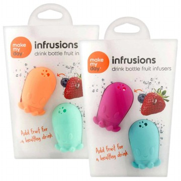 Make My Day INFRUSIONs - Mint/orange