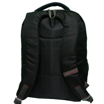 Carboni Backpak Ransel Premium dengan Slot Laptop Maximal 15,6 Inch