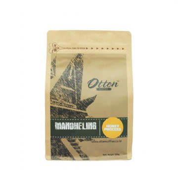 Otten Coffee Arabica Mandheling Honey Process 200g - Biji / Bubuk Kopi