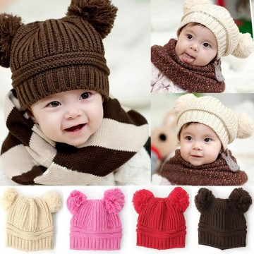 BALL HAT BAYI -MERAH-PINK-CREAM-COKLAT