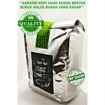 Green Coffee (KOPI HIJAU) 1KG