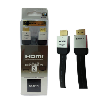 Kabel HDMI Sony 2 meter High Speed Gold Plate
