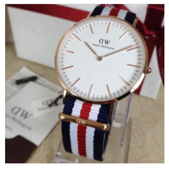 Daniel Wellington Classic Canterbury 40mm rosegold #original