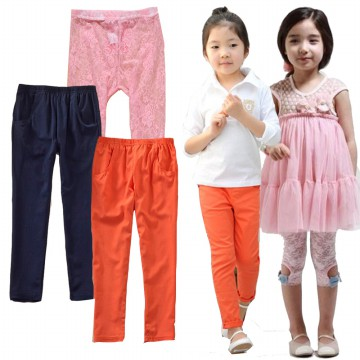 TODAY'S HOT PROMO!!! Nanina Kidstore/BQ Legging 03,04,09,11 / Usia 2-7thn