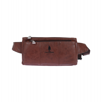 Polo Classic Waist Bag A31-2-19 Dark Brown