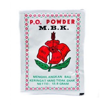 [1 Box Isi 12 Sachet] MBK Powder Putih