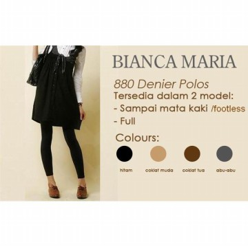 Stocking tebal 880d Bianca Maria