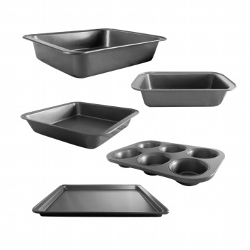 BigJ Bakeware Set - Loyang Set - 5 buah