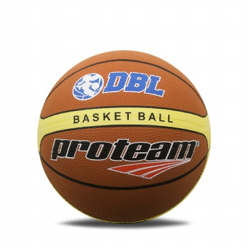 Proteam Basket Rubber SA-5 Brown-Yellow