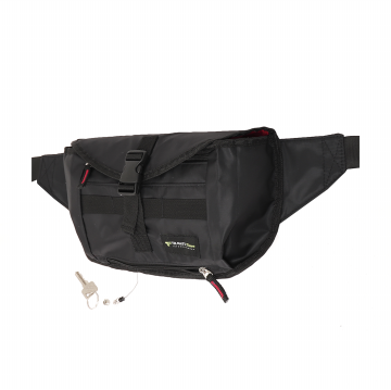 Travel Time Chest Bag CHB-01 Hitam