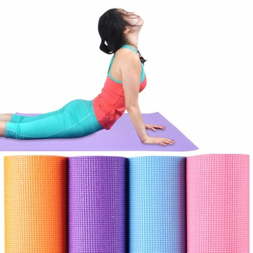 Matras Yoga RVG-01 - PVC 6mm FREE TAS MATRAS YOGA