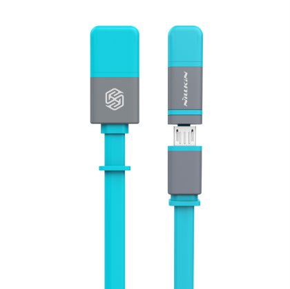 Nillkin Dual Sync and Charge Cable Micro USB Plus 2 Lightning
