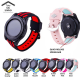 TALI JAM 22mm QUICK RELEASE Rubber NINJA Colorful Watch Band Strap