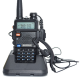 Radio Walkie Handy Talky HT BAOFENG POFUNG Dual Band UHF VHF UV-5R Black