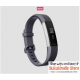 Fitbit Alta HR Fitness Wristband Smartwatch Tracker Gray Small & Large
