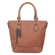 Bellezza Handbag MS85692 Brown