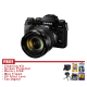Fujifilm X-T1 Kit 18-135mm - Hitam - FREE Accessories