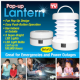 Pop up Lantern Lampu Emergency Kemah Lentera Tarik Travel Senter Magic