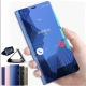Clear View Stand Cover Type Oppo A71  F5   F7 - Flip Cover Full View