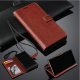 Unik LEATHER FLIP COVER WALLET Vivo V7 Plus case casing kuli Murah