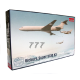 Roden Vickers Super VC10 K3 model kit pesawat jet tanker
