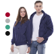 CARTEXBLANCHE UNISEX BASIC HOODIE/ ZIPPER HOODIE  - AVAILABLE IN 15 COLORS