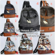 TAS FOSSIL FRONT ZIP BACKPACK