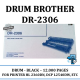 Promo Drum Toner Brother Original DR2306 for HL-2360DN, HL-2365DW, dll