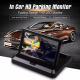 LCD monitor parkir dashboard 4.3 inch universal mobil