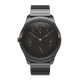 Ticwatch Classic Onyx Stainless Steel Smartwatch with Steel Band