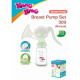 POMPA ASI MANUAL BREAST PUMP YOUNG YOUNG TYPE 309 BPA FREE