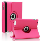 iPad PRO 9.7  360 Rotating Leather Smart Case  PINK