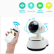 Promo Ip Cam Ip Camera Hd Wireless Wifi Camera X9100C Ph36 720P