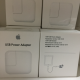 APPLE ADAPTER CHARGER MODEL A1357 10WATT FOR iPHONE